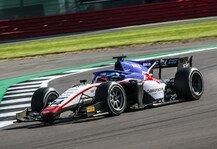 Formel 2: F2, Silverstone: David Beckmann feiert nächstes Punkteresultat