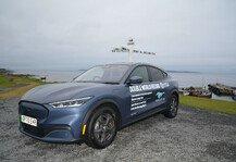 Auto: Ford stellt mit Mustang Mach-E den neuen Reichweitenrekord auf