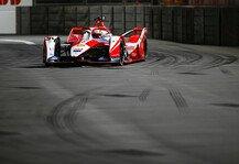 Formel E: Formel E London: Alex Lynn siegt nach Strafen-Chaos