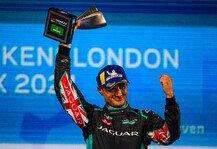 Formel E: Formel E: Mitch Evans bleibt für mehrere Jahre bei Jaguar