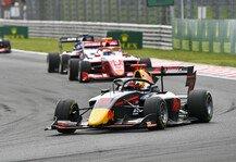 Formel 3: Formel 3 Ungarn: Iwasa-Sieg nach Strafe, Schumacher mit Punkten