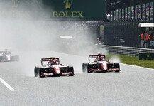 Formel 3: Formel 3 Ungarn: Hauger siegt in Regenschlacht, Schumacher P4