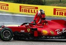 Formel 1: Formel 1, Ferrari ärgern Unfallkosten: Verursacher soll zahlen