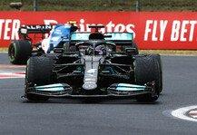 Formel 1: Formel 1, Hamilton froh über Rennende: Körperlich völlig fertig