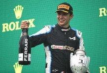 Formel 1: Formel 1, Ocon besiegt Sebastian Vettel: Einfacher als gedacht