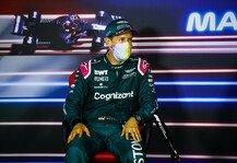 Formel 1: Formel 1 LIVE aus Ungarn: Vettel-Podium in Gefahr