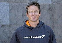 Rallye: Extreme E: McLaren bestreitet mit Rallycross-Ikone Debüt-Saison