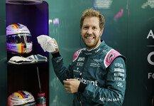Formel 1: Sebastian Vettel verlängert: 2022 bei Aston Martin Formel 1