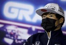 Formel 1: Formel 1, Vertrag überraschte Tsunoda: Crashe doch ständig!