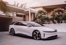 Auto: Angriff auf Mercedes & Tesla: Lucid stellt Elektrolimousine vor