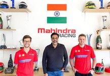 Formel E: Mahindra stellt Fahrer vor: Rowland kommt, Sims bleibt
