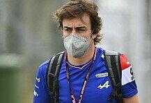 Formel 1: Formel 1, Alonso rügt sein Glück: Dieses Jahr im Stich gelassen