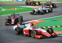 Formel 2: Formel 2 Monza: Piastri gewinnt Hauptrennen, Zendeli punktet