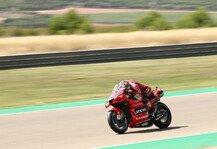 MotoGP: MotoGP-Technik - Neue Stufe der Ride-Height-Devices: Automatik