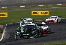 ADAC GT Masters: ADAC GT Masters: Schubert Motorsport glänzt mit Aufholjagd