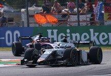 Formel 2: David Beckmann: Fünftes Punkteresultat am fünften Wochenende