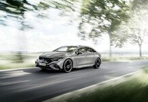 Auto: Neue Elektrolimousine EQE: Mercedes setzt größeren Innenraum