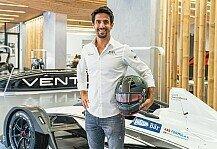 Formel E: Formel E: Lucas di Grassi wechselt nach Audi-Aus zu Venturi