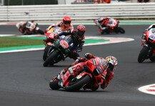 MotoGP: Quartararo alleine gegen Ducati-Armada: MotoGP als Teamsport