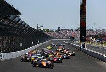 IndyCar: Indycar-Kalender für 2022 steht: Indy 500 kollidiert mit Monaco