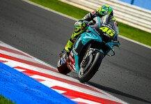 MotoGP: Valentino Rossis letzter MotoGP-Test: Werde ich nicht vermissen
