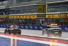 Formel 1: Formel 1 LIVE aus Sotschi: Qualifying im Regen JETZT