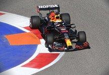 Formel 1: Trainingsanalyse Sotschi: Was führt Red Bull im Schilde?