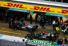 Formel 1: Formel 1, Bottas: Hamilton-Crash hat mich Pole-Chance gekostet