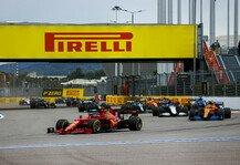 Formel 1: Formel 1 Sotschi 2021: Fahrernoten - hier bewerten!