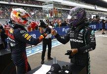 Formel 1: Formel 1 Austin: Hamilton vs. Verstappen im Bodenwellen-Rodeo
