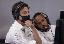 Formel 1: Formel 1, Mercedes rätselt über Motor: Schnell aber anfällig