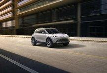 Auto: Smart Concept #1: Ausblick auf den neuen Elektro-SUV