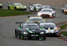 ADAC GT Masters: ADAC GT Masters: Achterbahnfahrt für Schubert Motorsport