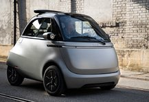 Auto: Elektro-Isetta: Microlino 2.0 startet in die Serie