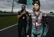 MotoGP: Andrea Dovizioso: Ich will MotoGP-Weltmeister werden!
