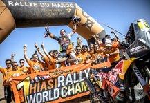 Dakar Rallye: KTM-Ass Matthias Walkner ist Rallye-Weltmeister