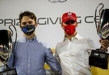Formel 1: Formel 1, Job-Not bei Piastri: F2-Talent rechnet mit Ersatzbank