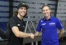 MotoGP: Offiziell: Petronas-Nachfolgeteam mit Yamaha und Darryn Binder