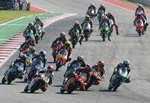 MotoGP: Reaktion auf Unglücksserie: Neue Alterslimits, kleinere Felder