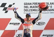 MotoGP: MotoGP-Analyse: Marquez und Bastianini glänzen in Misano