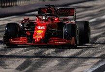 Formel 1: Formel 1, Leclerc zerstört Mittelfeld: 25 Sekunden vor McLaren