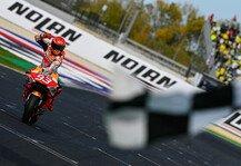 MotoGP: Zwei MotoGP-Siege in Serie: Marc Marquez plant nächste Schritte