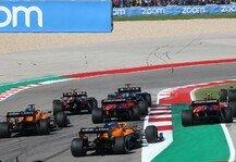 Formel 1: Kurios: Sainz gibt Position an falschen McLaren-Fahrer zurück