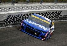 NASCAR: NASCAR 2021 Kansas II: Larson siegt zum dritten Mal in Folge