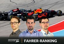 Formel 1: Formel 1 Fahrernoten USA: Hamilton findet zweiten Meister