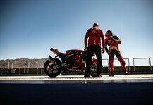 Superbike WSBK: Superbike-WM: Honda 2022 mit Iker Lecuona und Xavi Vierge