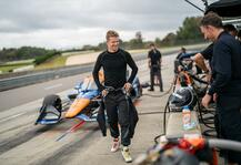 Formel 1: IndyCar-Test schockt Nico Hülkenberg: Monster-Lenkung!