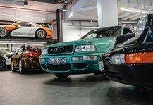 Sportwagen: Audi, BMW, Porsche im Motorsport: Stühlerücken in der Chefetage