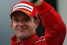 Formel 1 - Rubens Barrichellos Kampfansage an Michael Schumacher