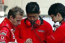 Formel 1 - Luca Badoer verlängert Ferrari-Vertrag